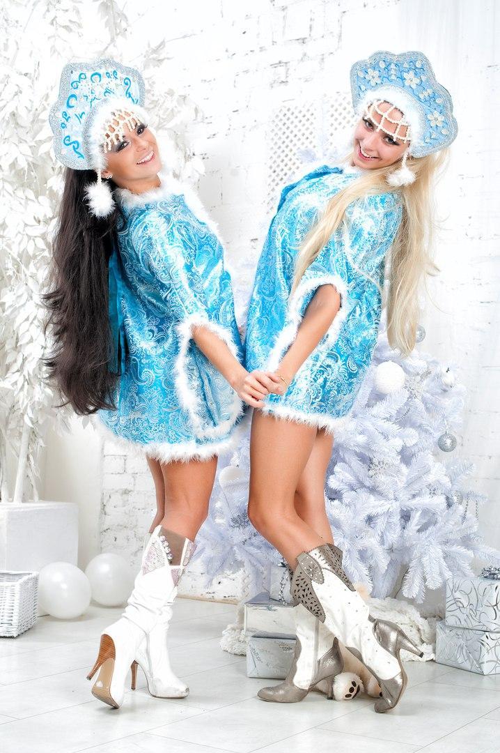 Стриптизерша Снегурочка