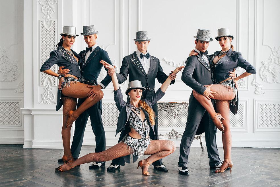 Шоу балет Аррива