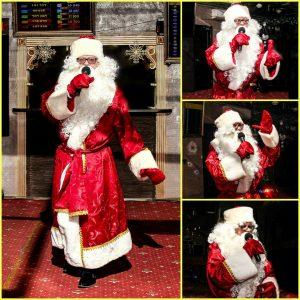 Ведущий Дед Мороз на праздник Москва