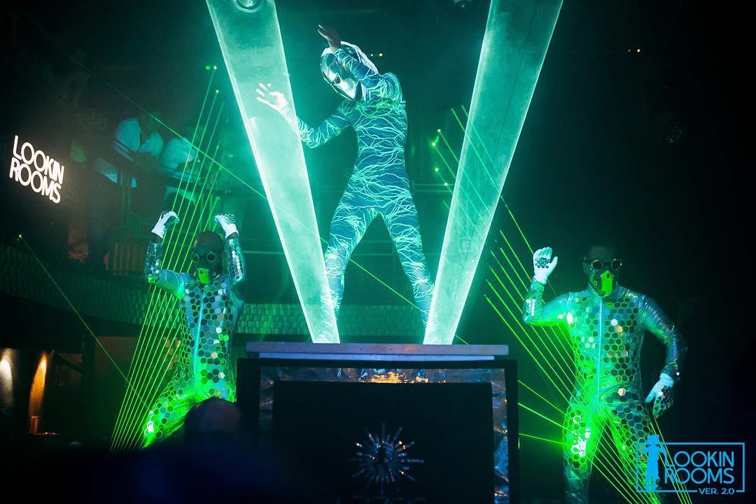 Лазерное шоу Лазер Мен