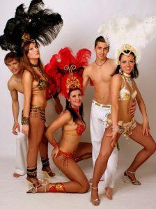 Шоу балет на корпоратив
