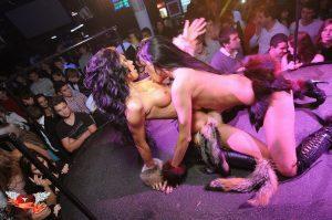 Эротическое шоу Москва