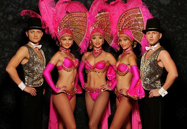 Шоу балет на праздник Амадеус