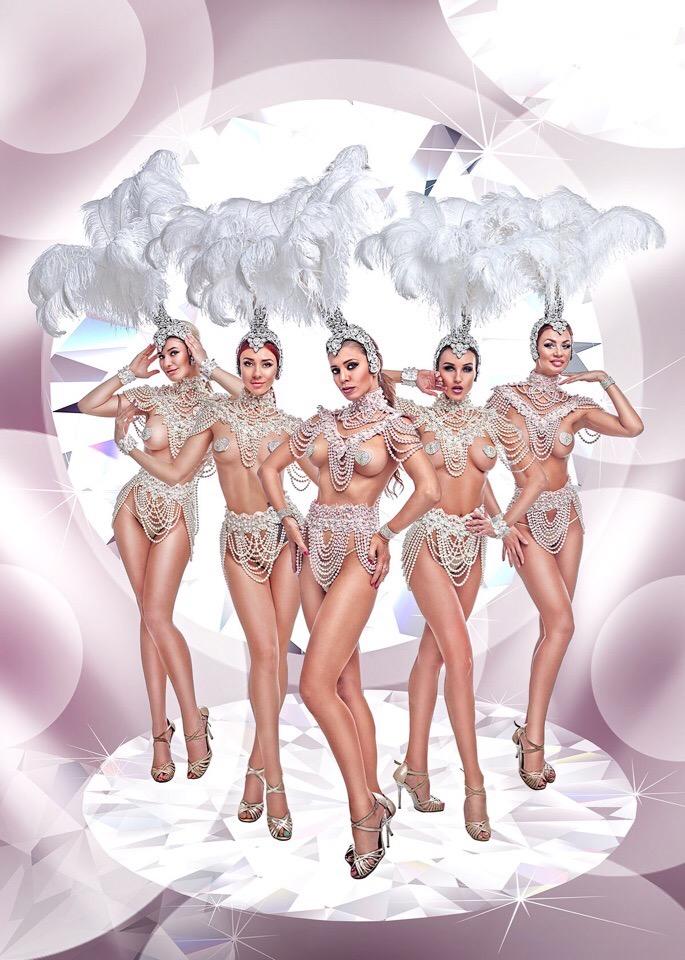 шоу балет москва